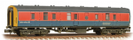 374-043 Farish BR Mk1 BG Full Brake 'Laboratory 23' RTC Livery Weathered